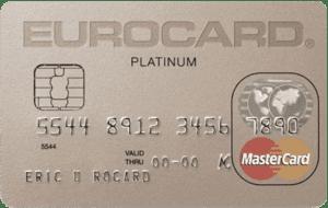 Eurocard platinum
